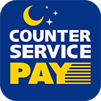 counter service pay